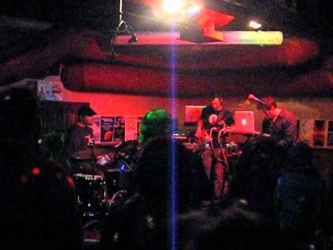 Electroflux At The Craggy Range 5/5/12