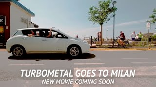 Turbometal Goes to Milan - 1000km Electric Roadtrip /// TEASER