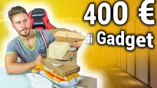 UNBOXING con Gadget Molto Utili Su Amazon! Cos'ho comprato??
