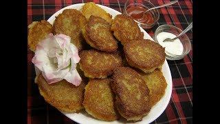 #деруны#драники Деруны Драники Очень вкусные!Без яиц и муки Potato fritters