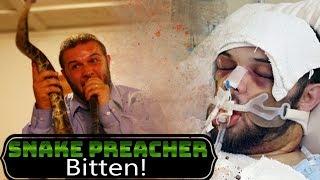 Snake Preacher Bitten Live On Video! (Religious Bullshit Ep: 08)