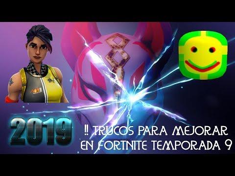 !! TRUCOS PARA MEJORAR EN FORTNITE TEMPORADA 9 !!    MetallicGameplays 207