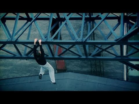 Ryan Doyle - Parkour Training Jam
