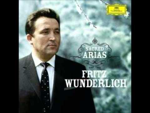 Fritz Wunderlich - Ich will nur dir zu Ehren leben