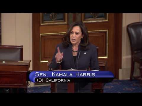 Maiden Speech on the Senate Floor