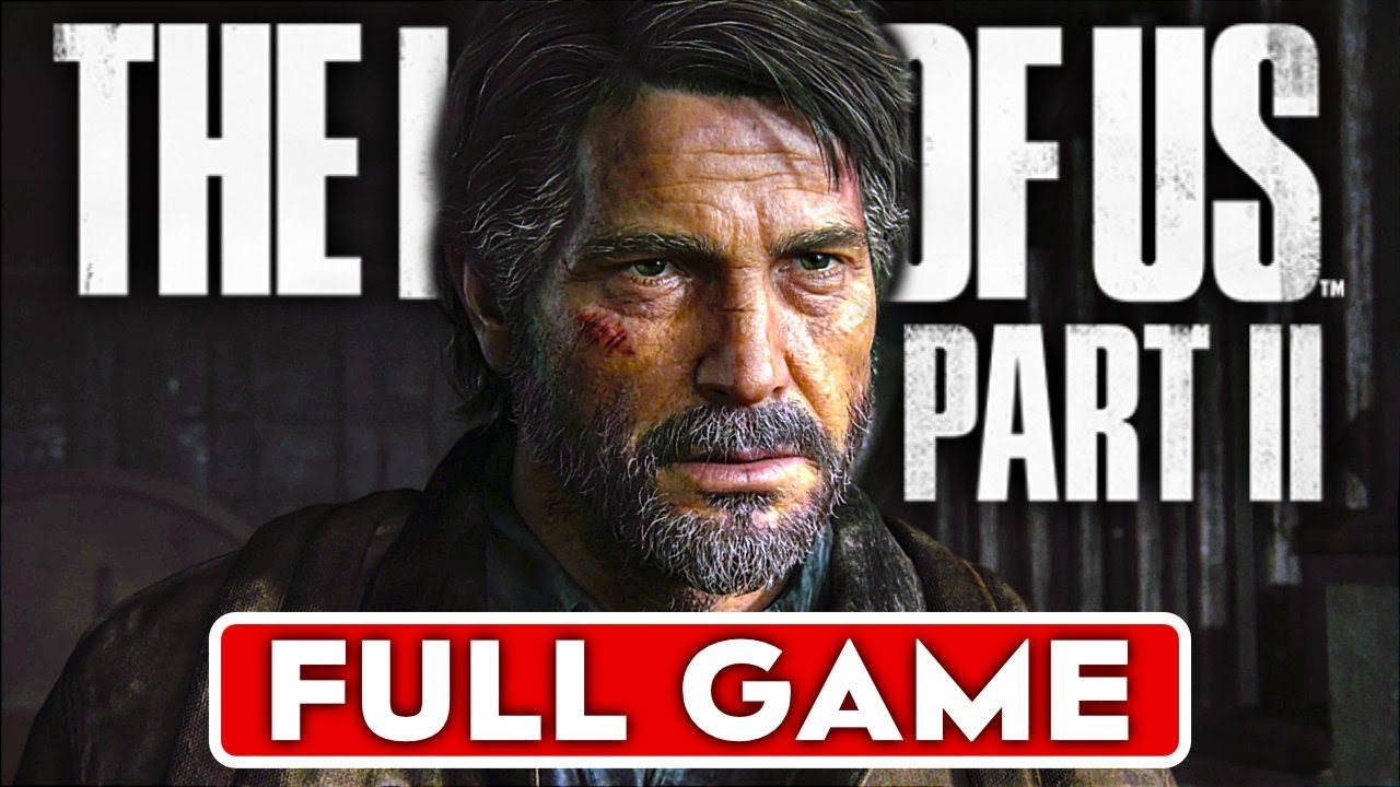 Download THE LAST OF US 2 Gameplay Walkthrough Part 1 FULL GAME [1080p HD PS4 PRO] - No Commentary