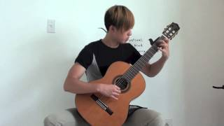 "Sungmin Lee: Antonio Lauro - ""Vals Venezolano no. 3"" - ""Natalia"" - Classical Guitar"