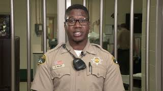 Join the Pierce County Sheriff's Department. Corrections Deputy Davon Miller tells you why.