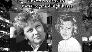 Penelope Walker Marilyn Hill Smith Maria Tudor G Pacini