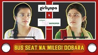 Gambar cover Girliyapa EP 03 | Bus Seat Na Milegi Dobara feat. Srishti Srivastava & Nidhi Bisht