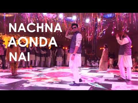 Nachna Aonda Nai Wedding Dance