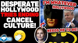 Epic Fail! Hollywood Tries Cancelling Cancel Culture But It Backfires...