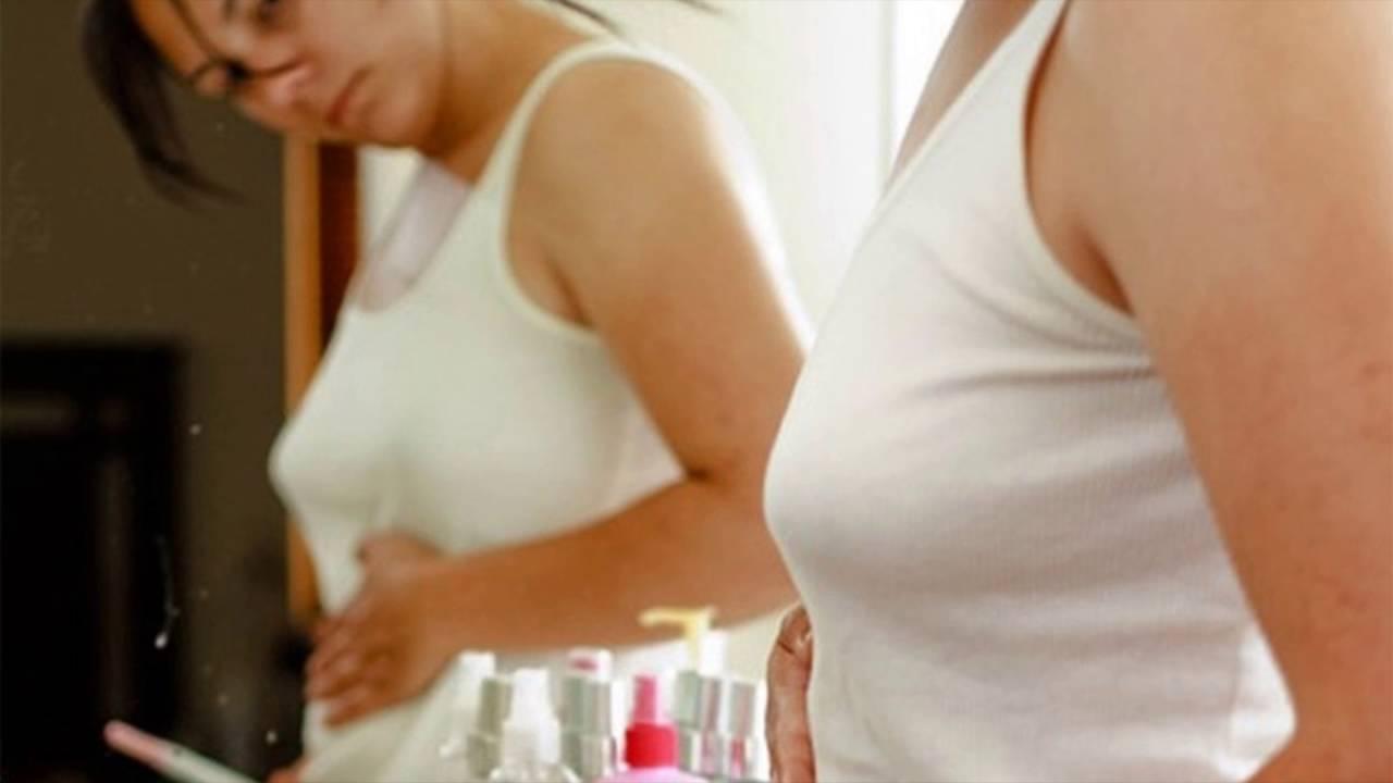 Признаки беременности с месячными