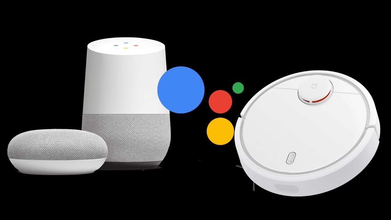 Connecting Xiaomi Vacuum Robot To Google Assistant (Google Home)