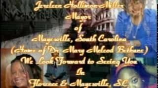 """""""An Evening With Queen of Gospel Legend Albertina Walker"""" Concert Promo/July 9, 2010"""