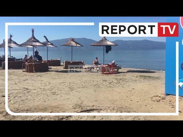 Report TV - Plazh në fund të Tetorit