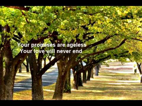 Don Moen - Great is Your Mercy w/ lyrics