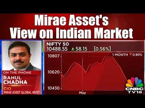 Mirae Asset Global Invt View on Indian Market | Closing Bell | CNBC TV18