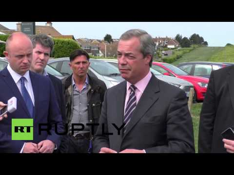 UK: Nigel Farage resigns after failing to secure South Thanet seat