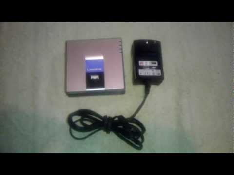 Linksys PAP2T VOIP Internet Phone Adapter - GUESS THIS PRICE! EBAY AUCTION GAME