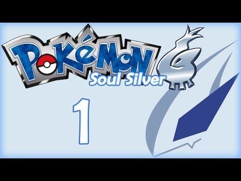 Ramza Plays Pokémon Soul Silver - Part 1 - The First Team Member