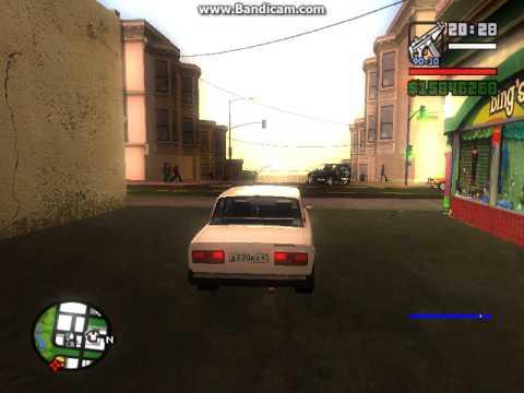 скачать игру Gta San Andreas Russia - фото 3