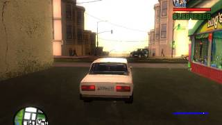 Gta san andreas Russia Forever