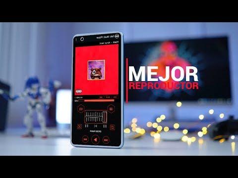 Nuevo Mejor REPRODUCTOR de MUSICA Android 2018!!