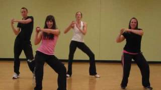 Right Round - Flo Rida (warm up) - GRDanceFitness  - Grand Rapids, Mi.