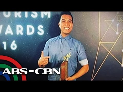 TV Patrol: Pinoy wins Best in Customer Service award in Singapore