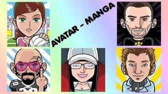 Manga - Tutorial - Avatar erstellen - lustig & kostenlos - Deutsch - HD