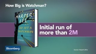 Harper Lee's `Watchman` Turns a Page for HarperCollins