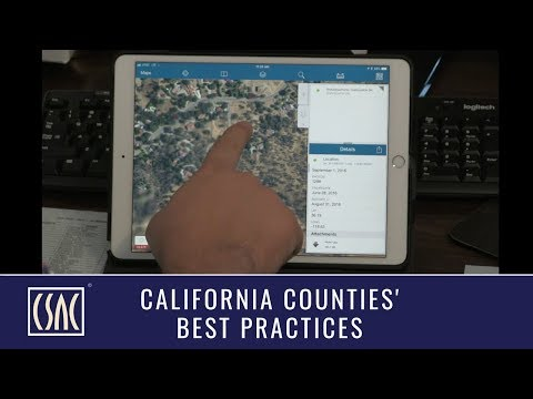 Best Practices: Tulare County's Project Foxtrot Fire App