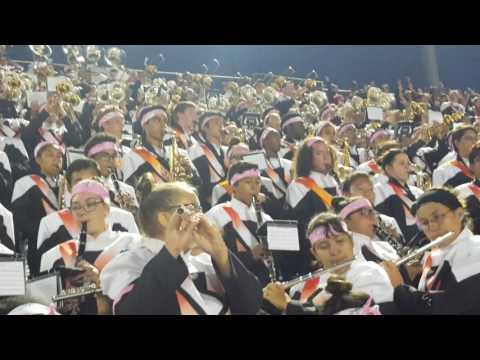 2016 Madison High School Band San Antonio TX School Song