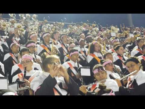 2016 Madison High School Band San Antonio TX School Song