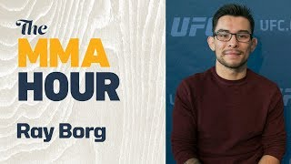 Ray Borg Explains UFC 215 Fight Week Illness, Won't Hire Full-Time Nutritionist for UFC 216