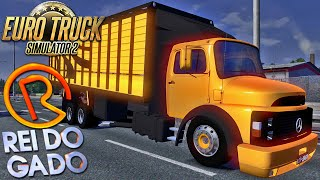 Euro Truck Simulator 2 - O Rei do Gado