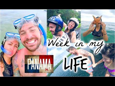 Week in my Life: Panama Vlog