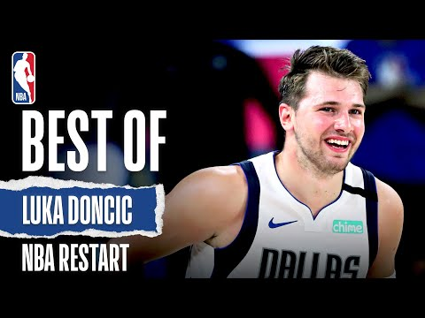 Best Of Luka Doncic | NBA Restart