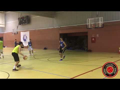 S.B.A.(SPANIH BASKETBALL ACADEMY) DRILLS  3 X 0