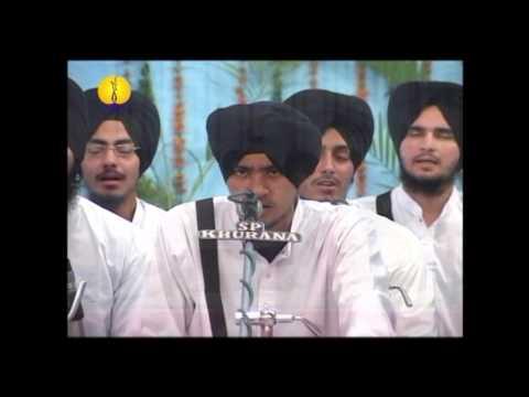 Jawaddi Taksal : Adutti Gurmat Sangeet Samellan 2010 : Students Chief Khalsa Diwan Asr