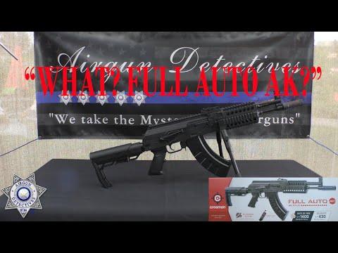 Crosman Full Auto AK1 CO2 BB Air Rifle