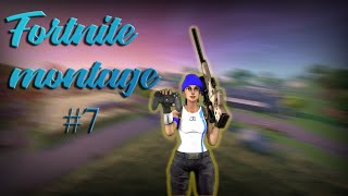 So i change my jump Bottom to L3| Fortnite montage #7