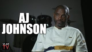 AJ Johnson: I Saw Suge Set Up 2 Guys to Get Beat Up & Robbed by Bloods (Part 4)