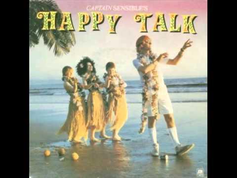 Captain Sensible - Happy Talk(1982)