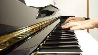 【ピアノ・ソロ】贈る言葉:GReeeeN(映画「走れ!T校バスケット部」主題歌)フルバージョン