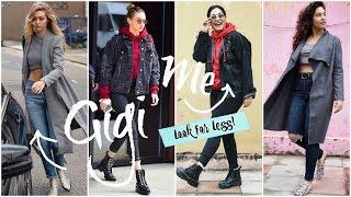 Gigi Hadid STYLE STEAL 2018 | I Recreated Gigi Hadid Outfits For Less | StyleMeUpWithSakshi