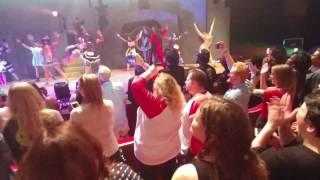 Entertainment dance concert music dancing dolls Todrick Hall low fu...