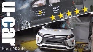 Euro NCAP撞擊成績:5款國內期待新車入列,星等數據一目了然(20171108) | U-CAR 新聞特報 (Eclipse Cross、T-Roc、Karoq、Polo、XC60)