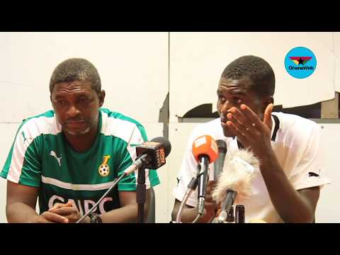 Ghana 1-1 Benin: Post match press conference